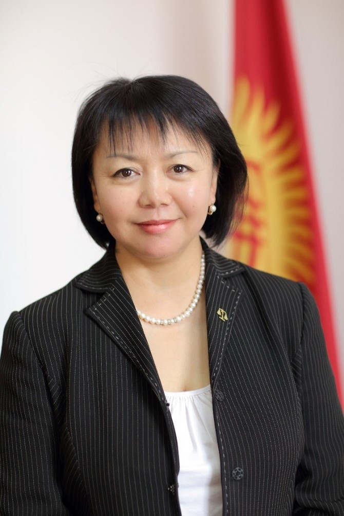 Айдарбекова Чинара Аскарбековна