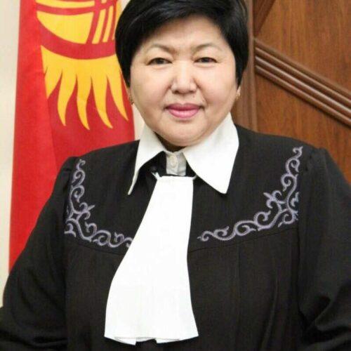 Амиракулова Замира Тилебалдиева