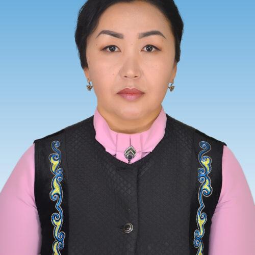 Каримова Рахат Абдылдаевна