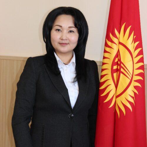 Мамбетова Чинара Сталбековна